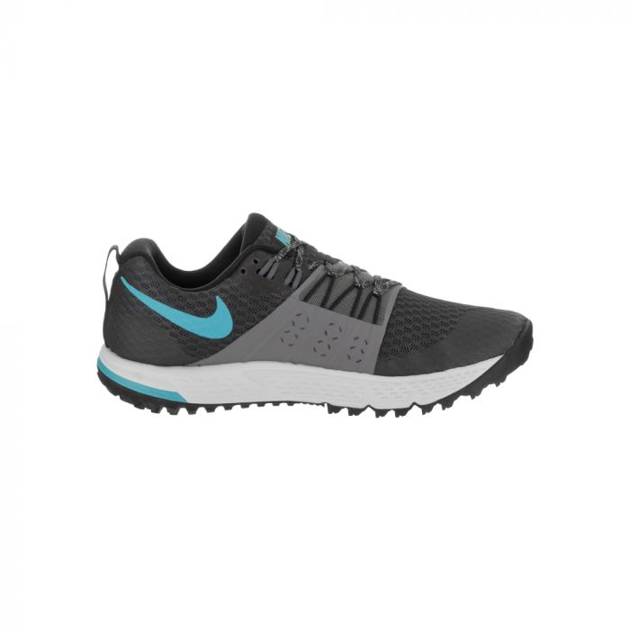 Zapatos Running Hombre Nike Air Zoom Wildhorse 4 Gris