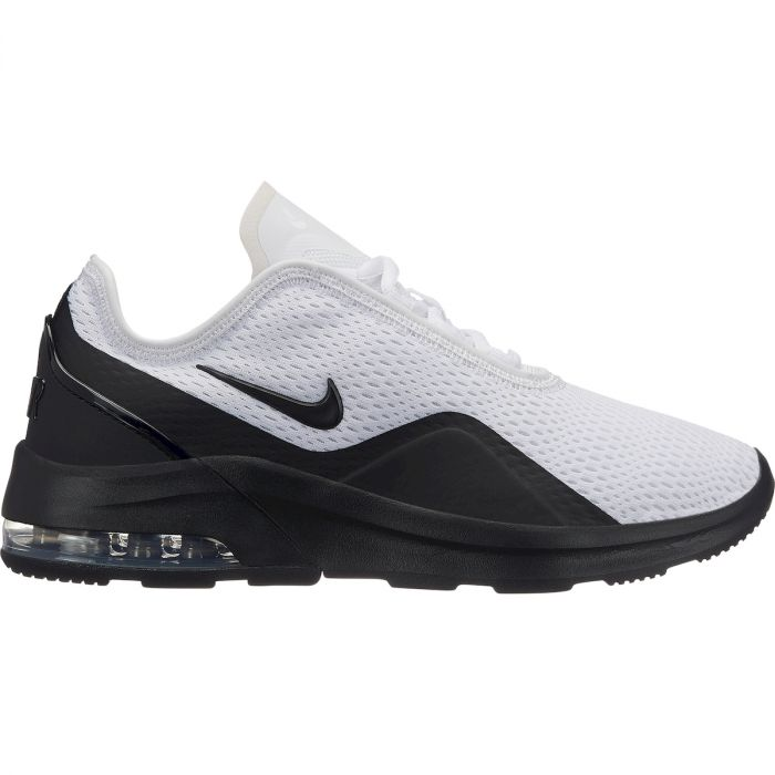 oler Intrusión cooperar  Zapatillas Running Mujer Nike Air Max Motion 2 Blanco con Negro - LinkPromo