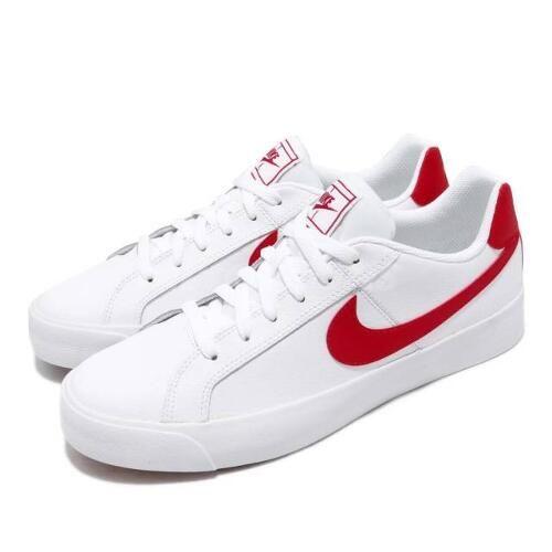 Zapatillas Nike NIKE COURT ROYALE AC BQ4222 100 Blanco