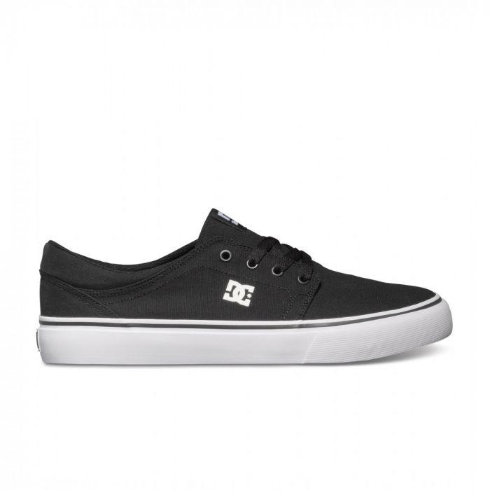 Trase Negro Linkpromo Shoes Skate Dc Zapatos Hombre Tx RL5Ajq34