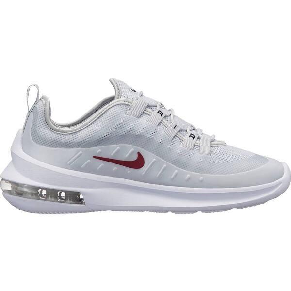 20472313fef09 Zapatillas Running Mujer Nike Air Max Axis-Blanco