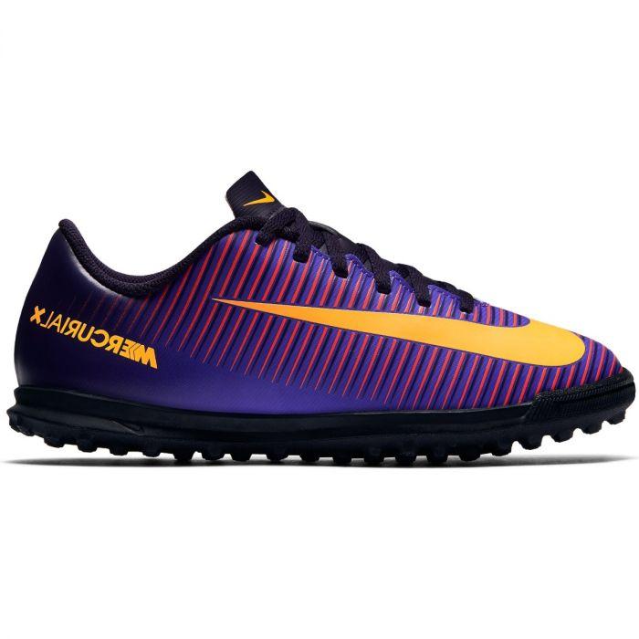 Fútbol Jr Zapatos Nike Tf Iii Mercurial Vortex Morado Nño eI2YbE9WDH