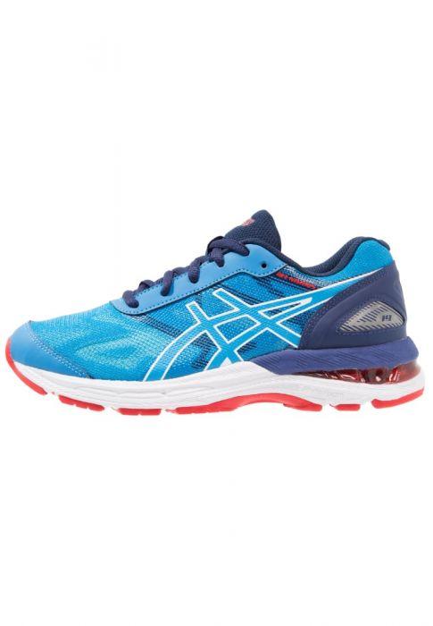 asics mujer zapatillas running gel azul