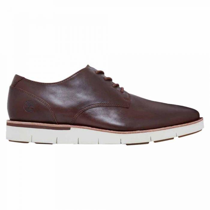 3a92ce8fb44 Zapatos Casuales Timberland Preston Hills-Café - LinkPromo