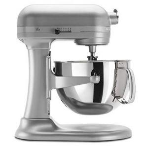 Maquina para cortar Pasta Kitchen Aid KSM95CU Gris