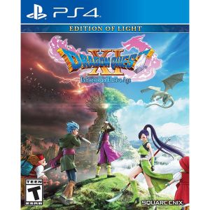 DRAGON QUEST XI: Echoes of an Elusive Age para PS4 PlayStation
