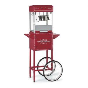 Carretilla para máquina de Hacer Cotufas Cuisinart CPM2500TR Rojo