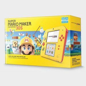 Edición de Super Mario Maker Nintendo 2DS + Super Mario Maker para 3DS