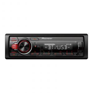Sintonizador Multimedia para Auto Pioneer MVH S215BT con Bluetooth Integrado Negro