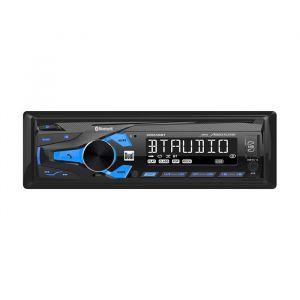 Receptor estéreo para auto DUAL XRM49BT con USB / AUX y Bluetooth negro