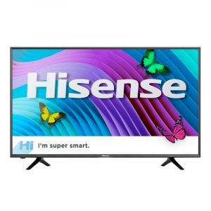 "TELEVISOR HISENSE 50H6E1 LED 50"" UHD 4K SMART TV  NEGRO"