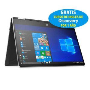 "HP PAVILION X360 CONVERTIBLE 14-DH0011LA (6QX05LA) | CORE I3-8145U| 4GB RAM | 256GB SSD | 14"" | WINDOWS 10 HOME | GRIS"