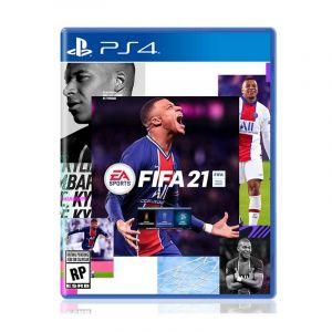 FIFA 2021 | PLAYSTATION 4