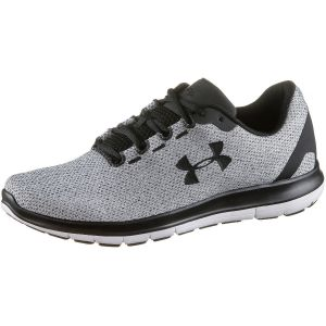 Tenis Running Hombre Under Armour Remix Gris con Negro