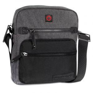 Mochila Para Tablet Swissbrand Melbourne Tablet Bag-Gris