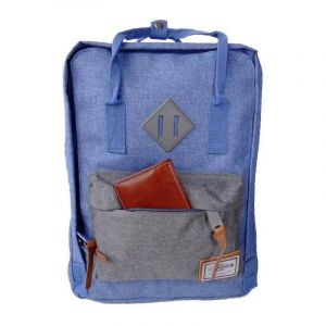 Bolso mochila Swissbrand Milan-Azul