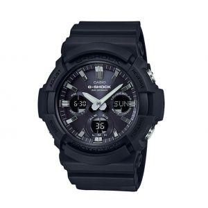 Reloj Casio G-Shock GAS-100B-1A negro