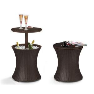 Cool Bar Kennedy Home Collection Gris Oscuro