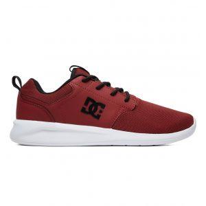 Zapatilla para Hombre Midway SN DC Shoes  Rojo