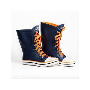 Botas para lluvia Undercover Denim Blue Women Azul