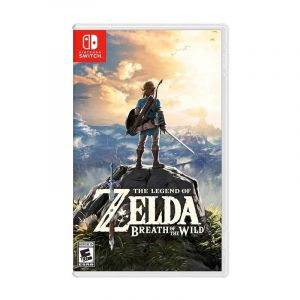 The Legend Of Zelda Breath Of The Wild | Nintendo Switch