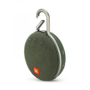 Bocina Portátil JBL Clip 3 Bluetooth - Verde