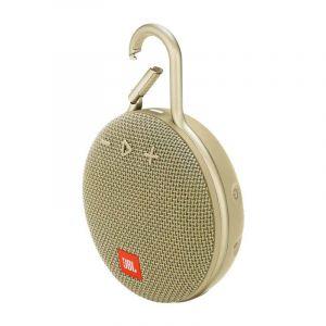 Bocina Portátil JBL Clip 3 Bluetooth - Sand