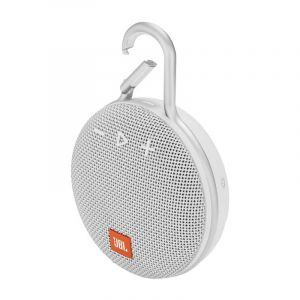 Bocina Portátil JBL Clip 3 Bluetooth - Blanco