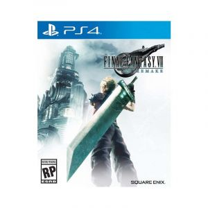 Final Fantasy Vii - Remake   Playstation 4   Pre-Venta / Lanzamiento 10 De Abril De 2020
