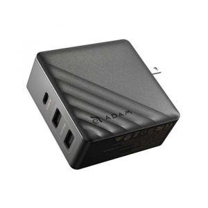Cargador de Pared Adam Elements Omnia P7 Usb C Pd  Qc 3 0 Wall Charger 74W  Black