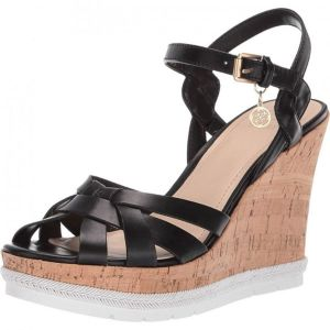 Sandalias Casuales Mujer Dorcie2 Guess-Negro