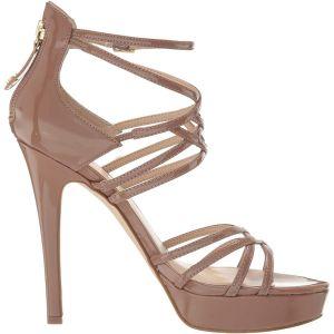 Sandalias de Tacon Mujer Katana Guess-Beige