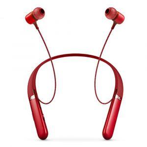 Audífonos In-Ear JBL LIVE200BTRED Rojo
