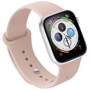 Correa de silicona Naztech para Apple Watch 42 / 44mm Naztech Rosa
