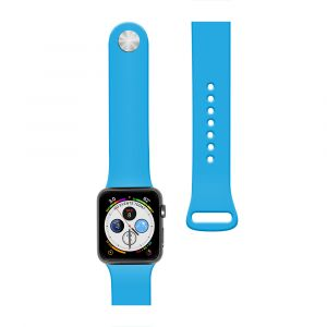 Correa de silicona Naztech para Apple Watch 42 / 44mm Naztech Azul