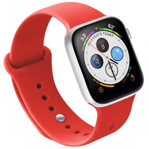 Correa de silicona Naztech para Apple Watch 38 / 40mm Naztech Rojo