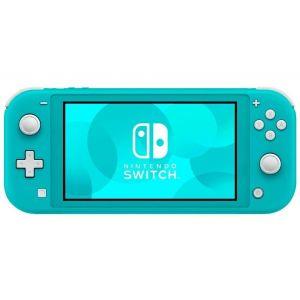 Consola  de Nintendo Switch - Turquesa HDH-S-BAZAA