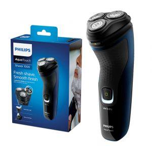 Afeitadora Eléctrica Philips S1223 Negro