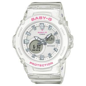 Reloj Análogo-Digital Casio G-shock BGA-270S-7A Mujer Blanco