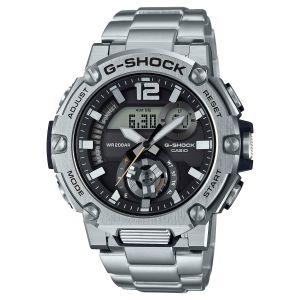Reloj Análogo-Digital Casio G-shock GST-B300SD1A Plata