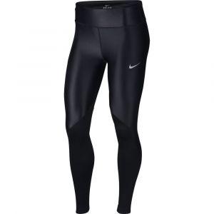 Pantalón runningnike mujer Fast Negro