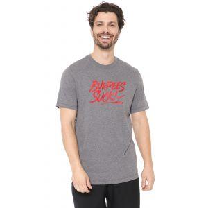 Camisa Training Nike Hombre BV7971-071 Gris