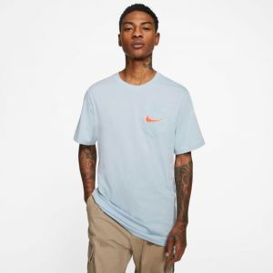 Camisa Skateboarding Nike Hombre CD2099-440 Gris