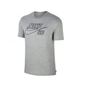 Camisa Training Nike Hombre CD2109-063 Gris