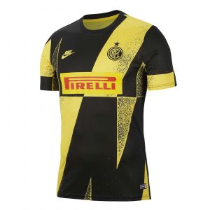 Camiseta Fútbol nike Hombre Inter pre-match UCL Multicolor