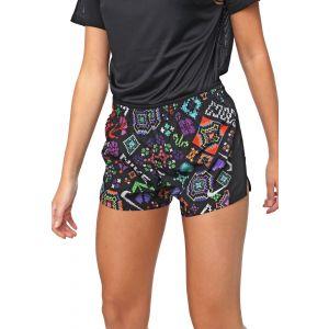 Short Mujer 10K Nike Negro