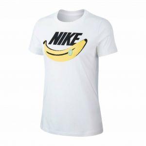 Camiseta Mujer Sportswear Nike Blanco