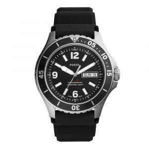 Reloj Análogo Fossil FS5689 Negro
