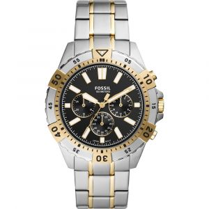 Reloj Cronógrafo Fossil FS5771 Plata