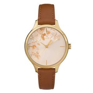 Reloj Análogo Timex TW2R66900 Marrón